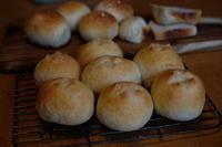 オーブン付き薪ストーブパンを焼きました。 - オーブン付き薪ストーブ kintoku直火工房。