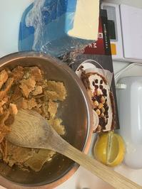 やっぱりチーズケーキ焼いた。 - ガルルさんのCOSTCOガルル食堂