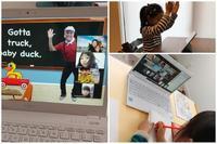"""オンラインレッスン♪楽しんでる様子に""""やって良かった""""!! - ハロー英数学院&ハローインターナショナル★blog"""