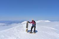 旭岳へ登ってきた今年初の大雪山へ♪ - へっぽこあるぴにすと☆
