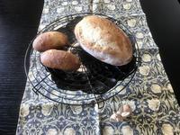 カトフェルブロート&ライサワー種のカンパーニュ - カフェ気分なパン教室  *・゜゚・*ローズのマリ