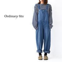 ordinary fits [オーディナリー フィッツ] DUKE OVERALL [OF-O013] デュークオーバーオール オールインワンLADY'S - refalt blog