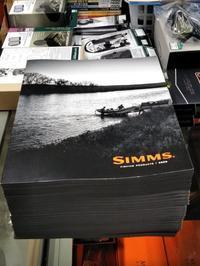 シムスのカタログ - フライフィッシングショップ  ループノットの商品情報【ブログは、新米スタッフが担当しています】