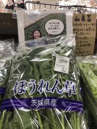 大洗まいわい市場本日も新鮮お野菜入荷中! - わいわいまいわい-大洗まいわい市場公式ブログ