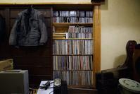レコード棚の整理 - 絵で見るカメラ + plus