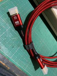 本日のお買い物はDisplay Portケーブルの3m - ピンボケ日記2 SONY α6500 & パソコン & ビデオ