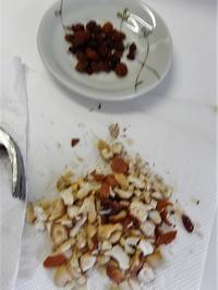 ジンジャーナッツケーキその2 - Petit à petit(プチ・タ・プチ)
