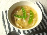 春キャベツと新玉ねぎの、春野菜スープ - Minha Praia