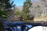 奥日光の冬景色 - フォト・フレーム  - 四季折々 -
