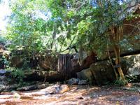 【カンボジア2020_6】川に沈む寺院と、アンコール随一の彫刻寺院 - 海外旅行はきらいでした