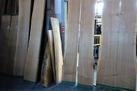 杉柾目2枚ハギ家具材 - SOLiD「無垢材セレクトカタログ」/ 材木店・製材所 新発田屋(シバタヤ)