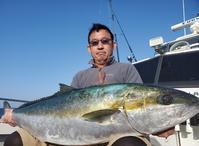 ヒラマサキャスティング早上がりでGet一人チャーター3日目 - 五島列島 遊漁船 MANA 釣果情報 ヒラマサ キャスティング ジギング