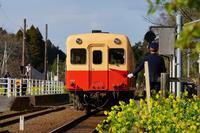 春のローカル鉄道2020-04-29更新 - 夕陽に魅せられて・・・