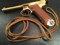 十四年式拳銃用拳紐・ランヤードロープ。 - 軍隊屋「前さん」今日の一人言!