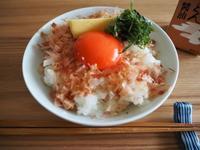 かつおぶし、バター、醤油 - sobu 2