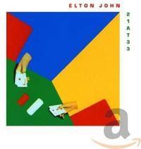 名盤レヴュー/エルトン・ジョンその19●『21 AT 33 』(1980年) - 旅行・映画ライター前原利行の徒然日記