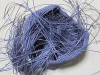 2本どり石畳編み、こ~んな混雑ぶりですが・・・ - あれこれ手仕事日記 new!
