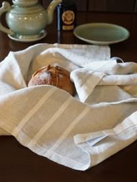 上質リネン生活・北欧リネン。抜群の吸湿性で、濡れた手も食器も速攻カラリ!キッチンとバスルームで活躍の抜群の吸湿性快適水切りタオルです。 - 美人レッスン帳 BELA VISTA編