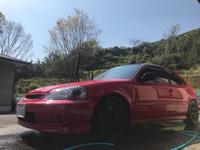 私的ブログ…スタートは洗車から…編(^^)。 - 阿蘇西原村カレー専門店 chang- PLANT ~style zero~