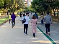 福岡市大濠公園の様子 - スタインウェイピアノ福岡県正規ディーラーのブログ