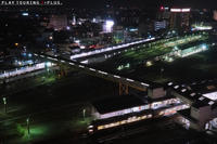 鉄路の灯り - PTT+.