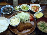 おかずバル One's Kitchenその3(スパカツ) - 苫小牧ブログ