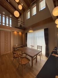 やましん住宅展示場欅タウン2 - 家具工房モク・木の家具ギャラリー 『工房だより』