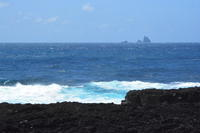 今日の阿古の海 - 三宅島風景2
