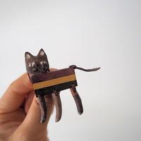 猫を胸に - warble22ya