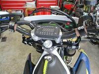 ハスクバーナ 701SMのハンドル交換やらアドレスV125の各部メンテ・・・!(^^)! - バイクパーツ買取・販売&バイクバッテリーのフロントロウ!
