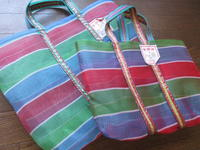 【加筆修正】迪化街で購入したメッシュバッグのサイズ比較 - 岐阜うまうま日記(旧:池袋うまうま日記。)