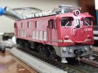 16番パーツ着荷、カツミ ED70整備終了 - 新湘南電鐵 横濱工廠3