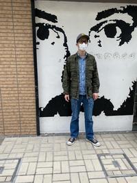 育て甲斐のあるTiger Stripe!!(マグネッツ大阪アメ村店) - magnets vintage clothing コダワリがある大人の為に。