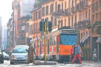 """街に溶け込む""""Remember Milan Italy 2017 Vol.7"""" - Triangle NY"""