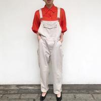 オーバーオール×2 - 「NoT kyomachi」はレディース専門のアメリカ古着の店です。アメリカで直接買い付けたvintage 古着やレギュラー古着、Antique、コーディネート等を紹介していきます。