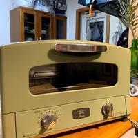 アラジンのオーブントースター - ダーリンがカメラを買ってくれました