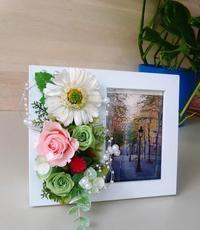 送別のプレゼントに - La Pousse(ラプス) フローラルのときどき
