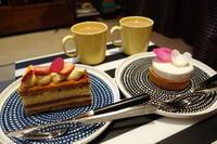 ピエール・エルメのケーキでお祝い - *のんびりLife*