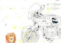 【号外】444 - 君はバイクに乗るだろう