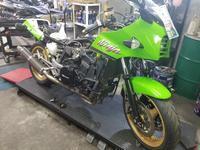 GPZ900R - バイクセンター Don chan 日記