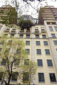 ホテルモントレ大阪(オオサカガーデンシティ) - レトロな建物を訪ねて