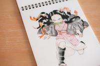 なかなか進まないイラストと雑記 - Omoブログ