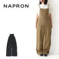 NAPRON [ナプロン] SALOPETTE APRON [NP-PT21] オーバーオール・サロペット・LADY'S - refalt blog