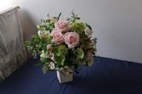 4月のレッスンより - mille fleur の花日記