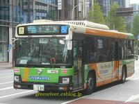 東京都交通局B-E385 - 注文の多い、撮影者のBLOG