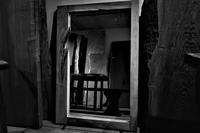 ミラー木製フレーム - SOLiD「無垢材セレクトカタログ」/ 材木店・製材所 新発田屋(シバタヤ)