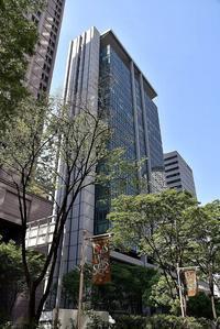 梅田ダイビル(オオサカガーデンシティ) - レトロな建物を訪ねて