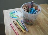 2歳児からの色鉛筆ステッドラーのバディ - 美術と自然と教育と