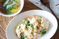 即席スープ*レシピ付き -  川崎市のお料理教室 *おいしい table*        家庭で簡単おもてなし♪
