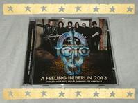 4/24宣言下17日目(休日7日目) TOTO / A FEELING IN BERLIN 2013 - 無駄遣いな日々